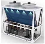 风冷热泵模块机